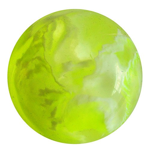Pocket Money Collection - Glow-in-the-Dark Galaxy Super-Bounce Ball