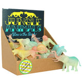 Pocket Money Collection - Glow-in-the-Dark Jungle Animals