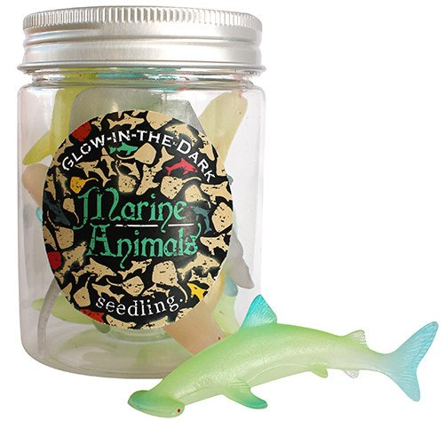 Pocket Money Collection - Glow-in-the-Dark Marine Animals