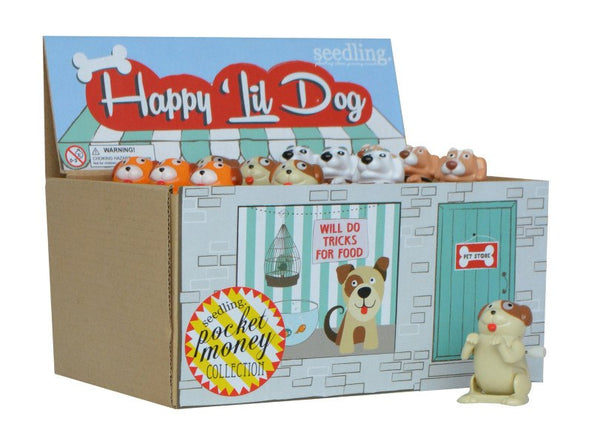 Pocket Money Collection - Happy Lil' Dog Wind-Up