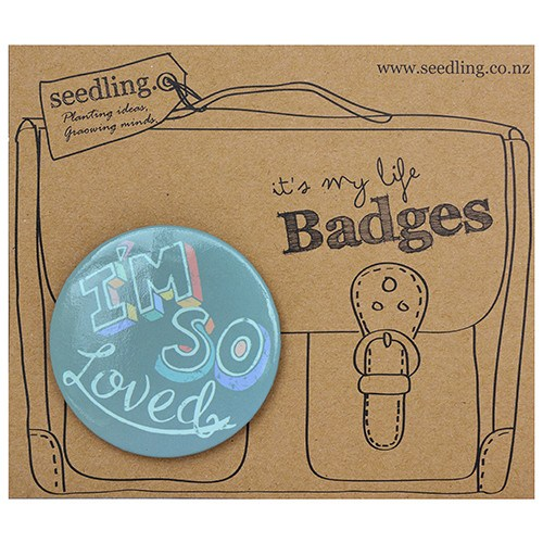 Pocket Money Collection - Let's Have Fun Today Badges