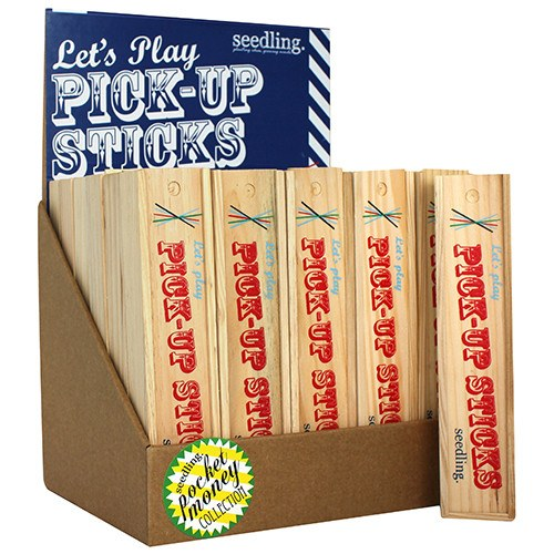 Pocket Money Collection - Let's Play Pick Up Sticks