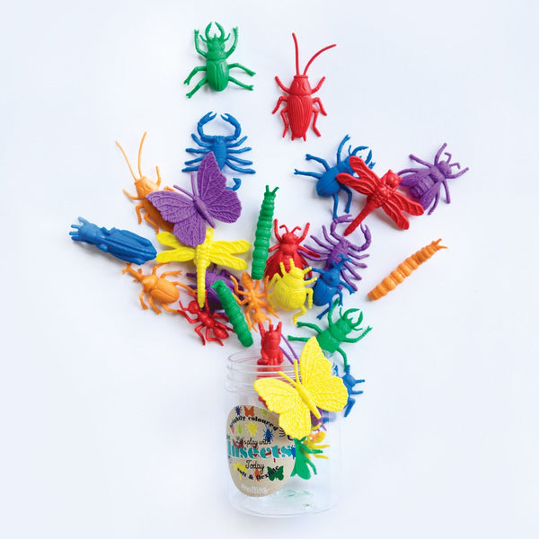 Pocket Money Collection - Let's Play With Insects Today