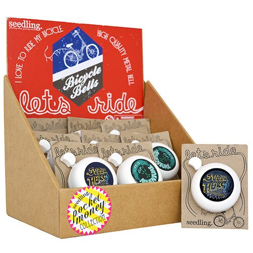 Pocket Money Collection - Let's Ride Bicycle Bells