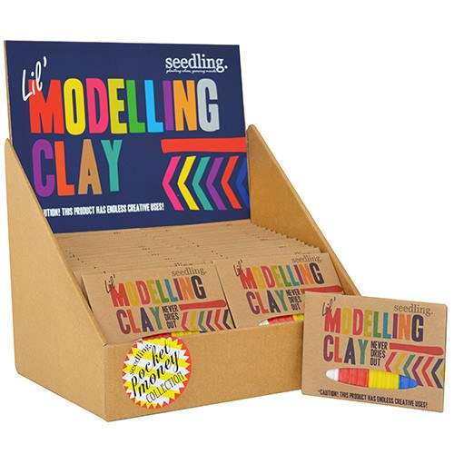 Pocket Money Collection - Lil' Modelling Clay