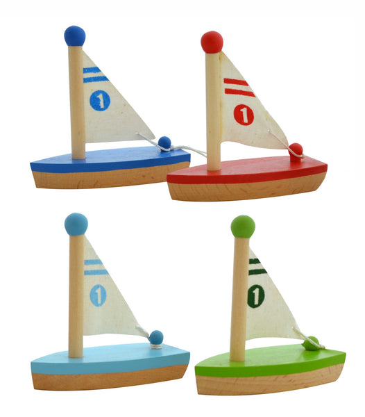 Pocket Money Collection - Lil' Sailing Boats