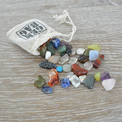 Little Bag of Gemstones