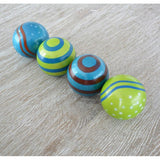 Pocket Money Collection - Metallic Retro Bounce Balls