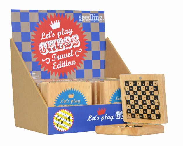 Pocket Money Collection - Mini Chess Set