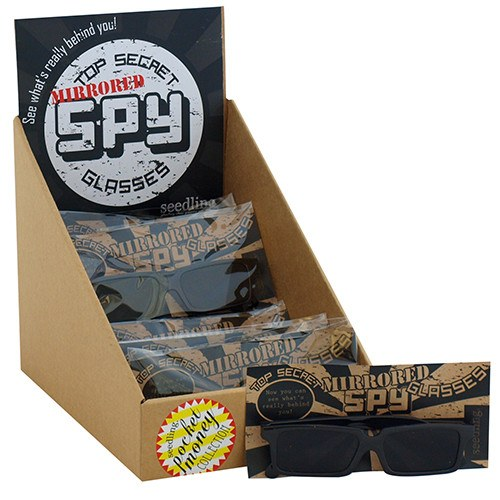 Pocket Money Collection - Mirrored Spy Glasses