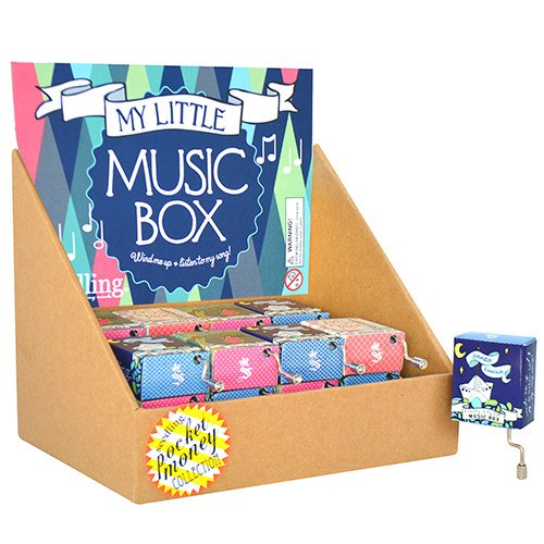 Pocket Money Collection - My Little Music Box