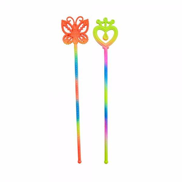 Pocket Money Collection - Neon Princess Wand
