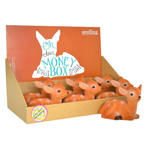 Pocket Money Collection - Oh Deer Money Box