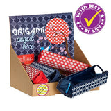 Pocket Money Collection - Origami Pencil Box