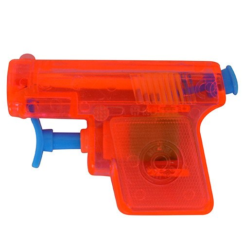 Pocket Money Collection - Pocket Atomic Water Pistol