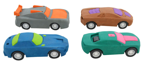 Pocket Money Collection - Pull-Back E-Racer Cars