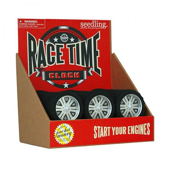 Pocket Money Collection - Race Time Clock