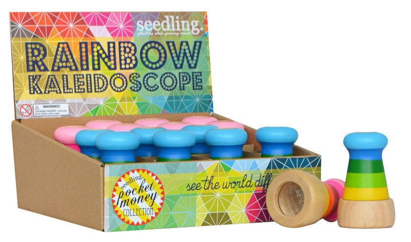 Pocket Money Collection - Rainbow Kaleidoscope Viewer