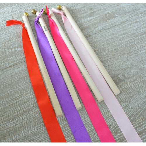 Pocket Money Collection - Ribbon Wand