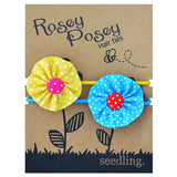 Pocket Money Collection - Rosey Posey Hair Ties