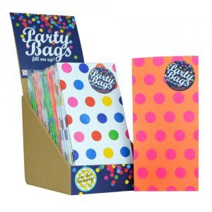 Pocket Money Collection - Spotty Party Bags