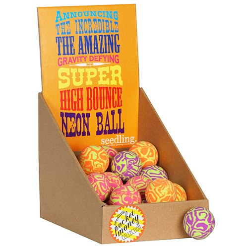 Pocket Money Collection - Super High Bounce Neon Ball