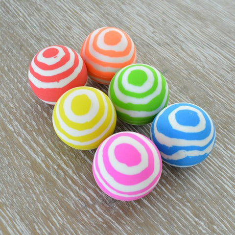 Super Stripes High Bounce Ball