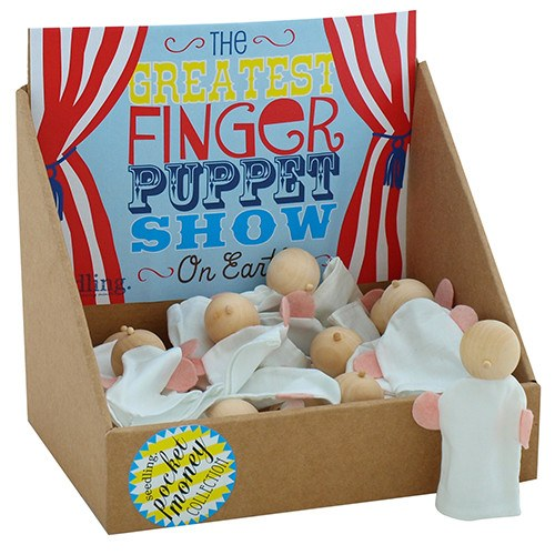 Pocket Money Collection - The Greatest Finger Puppet Show