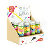 Pop it Up! Mini Sculpture Blocks