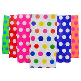 Polka Dot Party Favor Bags
