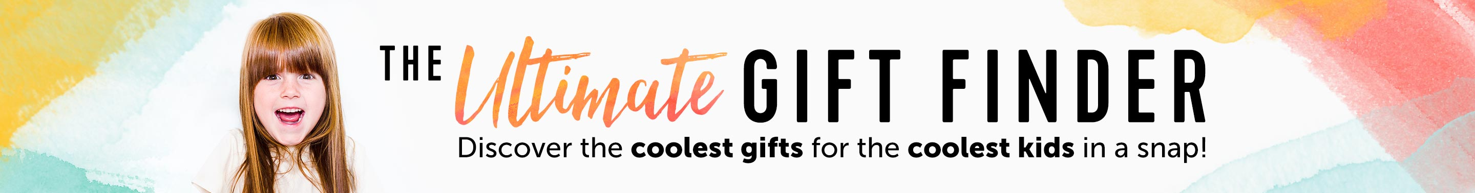 The Ultimate Gift Finder
