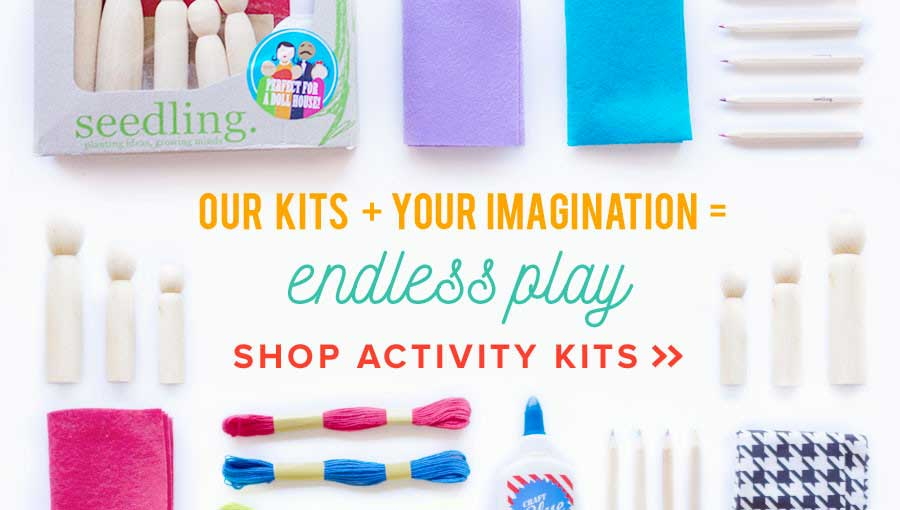 Seedling - Shop Activity Kits