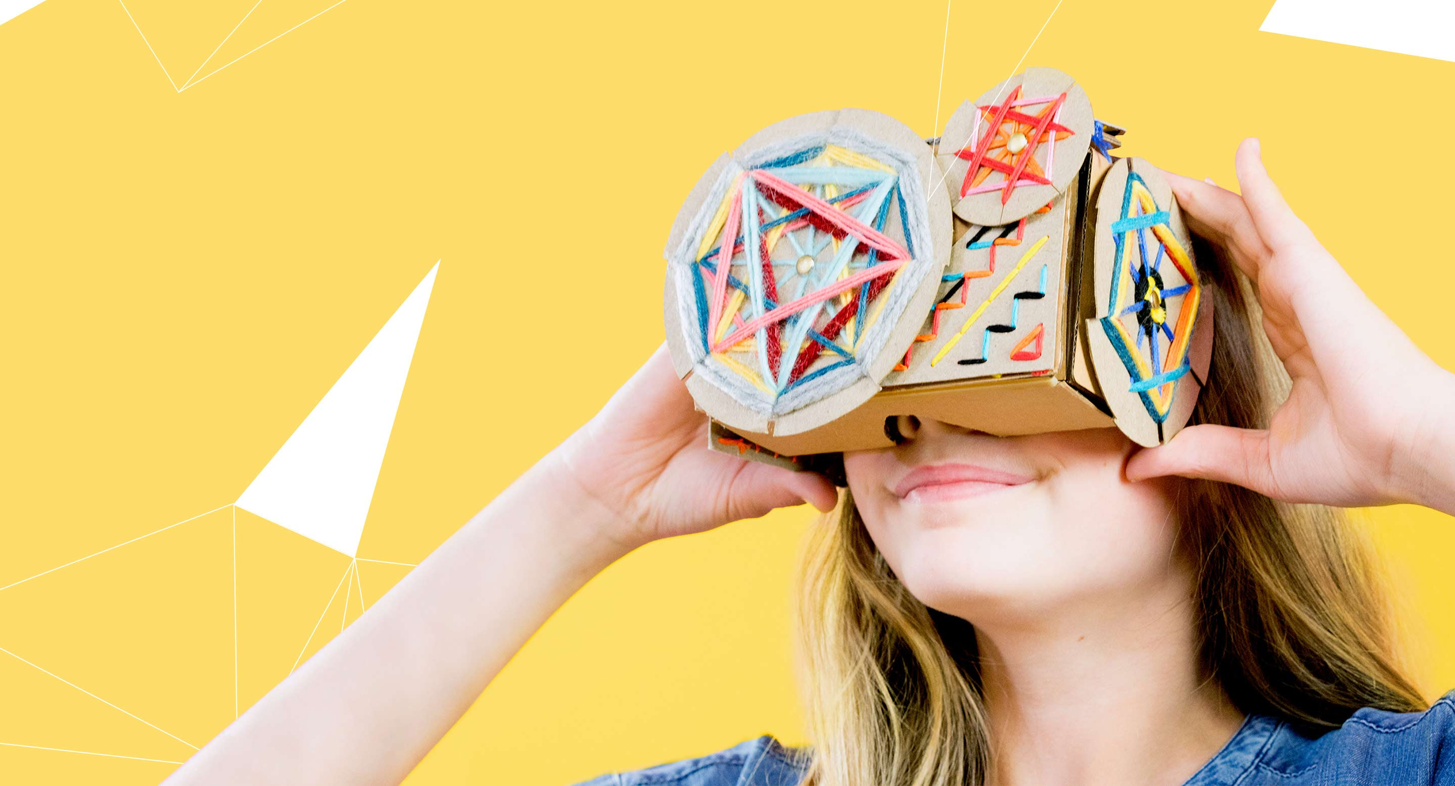 Virtual Reality Cardboard Viewer