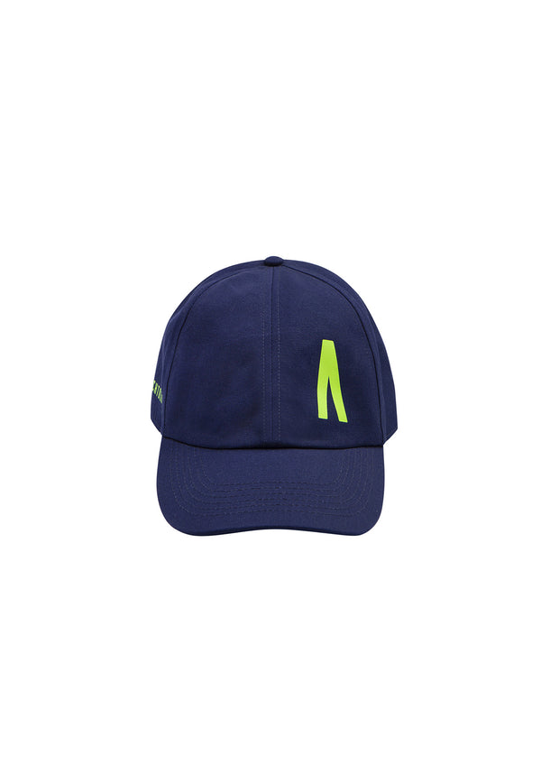 Autochtonae accessories baseball hat unisex navy front