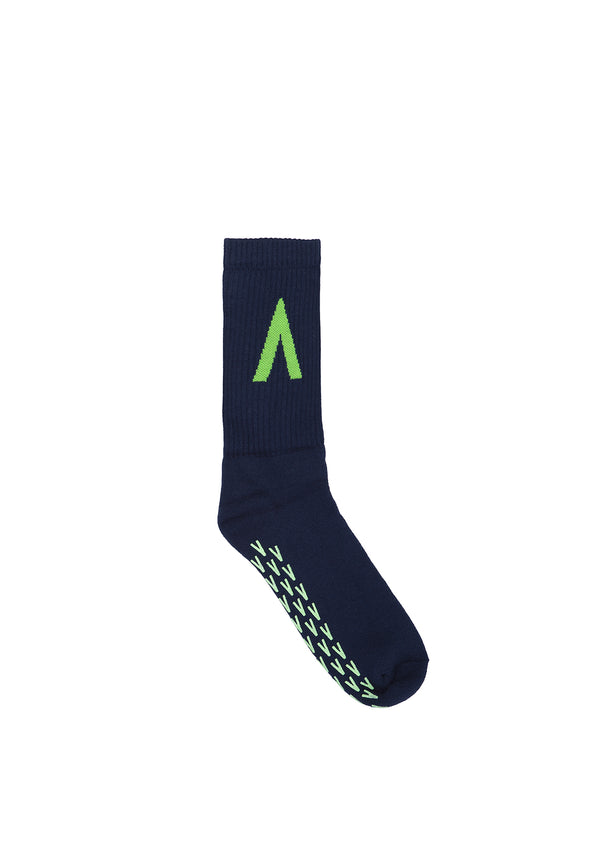 Autochtonae accessories socks unisex navy external