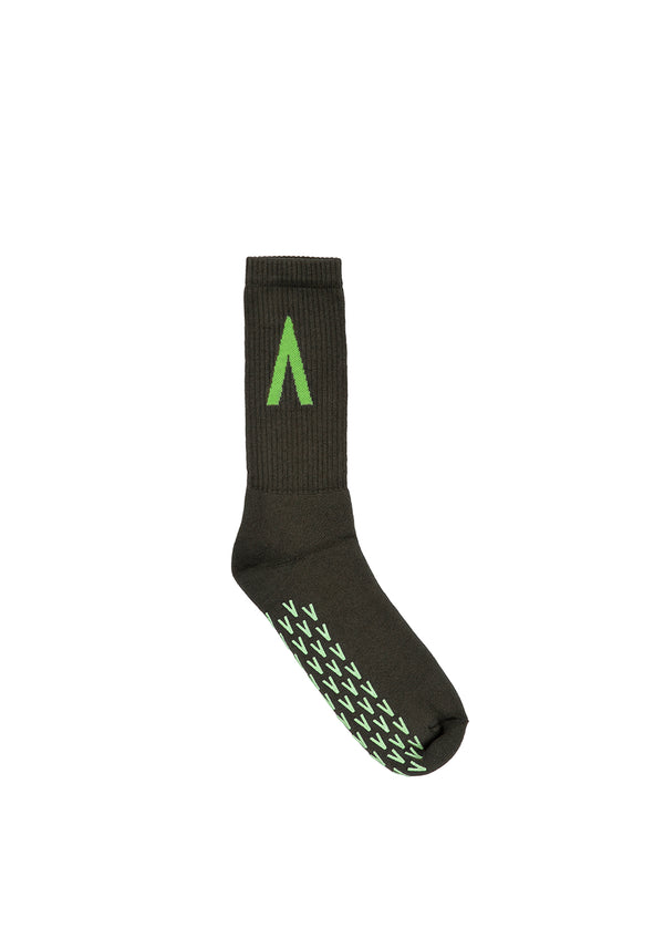 Autochtonae accessories socks unisex olive external