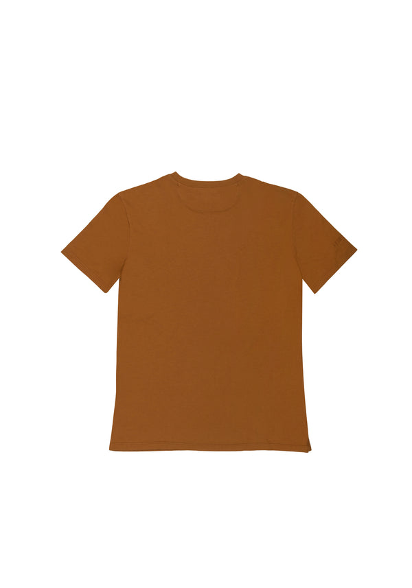 Autochtonae people basic tshirt shortsleeves women tobacco back