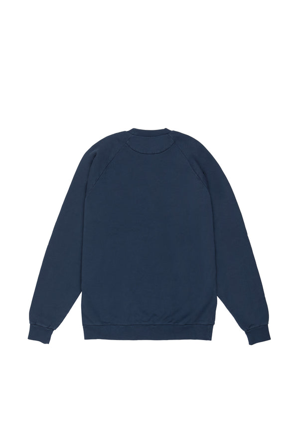 Autochtonae people sweatshirt men navy back