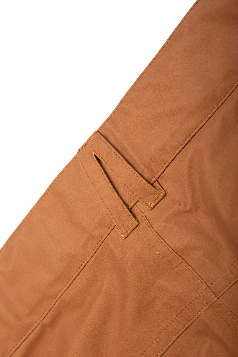 Autochtonae snow gradient pants men blutobacco belt loop