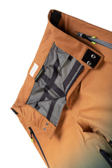 Autochtonae snow gradient pants men blutobacco inside