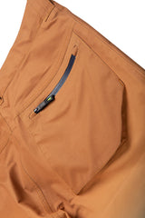 Autochtonae snow gradient pants men blutobacco pocket zip