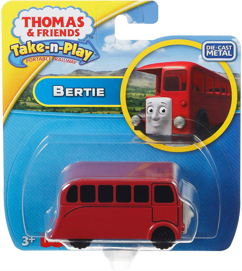 Fisher-Price Thomas the Train Take-n-Play Hybrid Bertie Engine