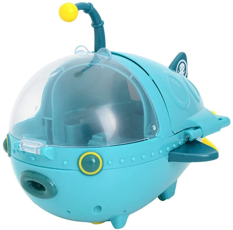 Octonauts Gup-A and Barnacles Mission Vehicle