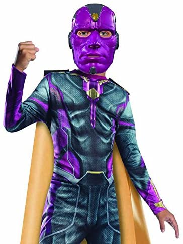 Rubie's Costume Avengers 2 Age Child'S Vision Costume Large