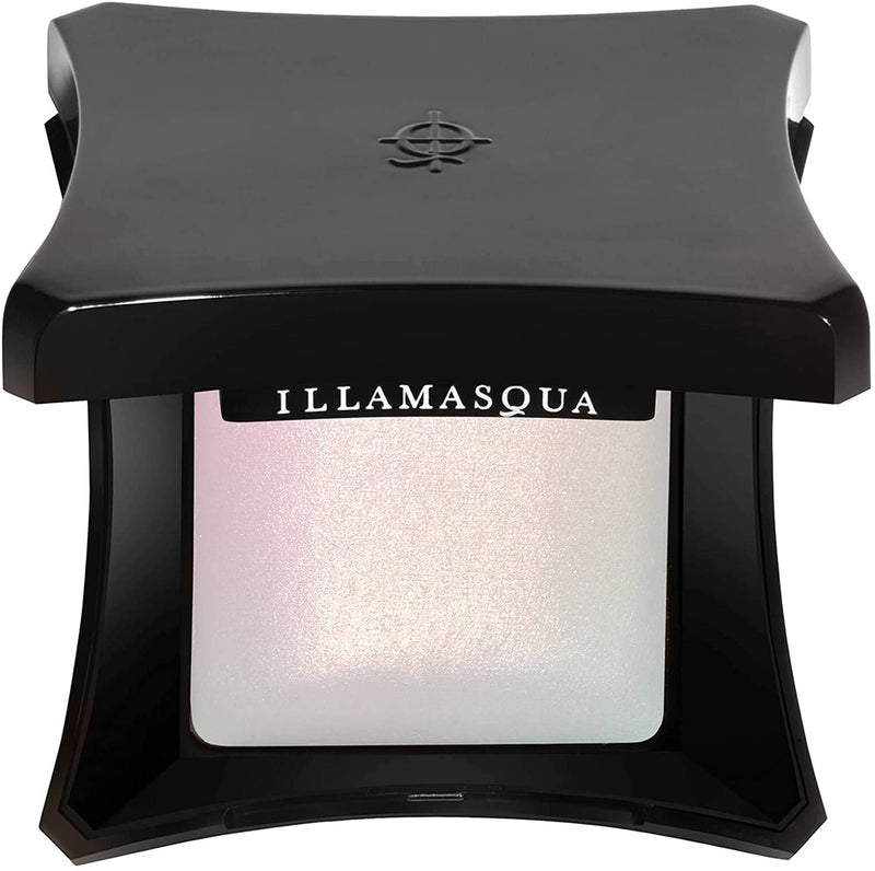 Illamasqua, Beyond Powder Highlighter, Daze, highlighting powder, pearlescent shine, soft blended look, ethereal glow