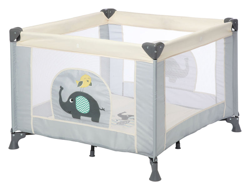 bru square play in play yard TRAVEL COT