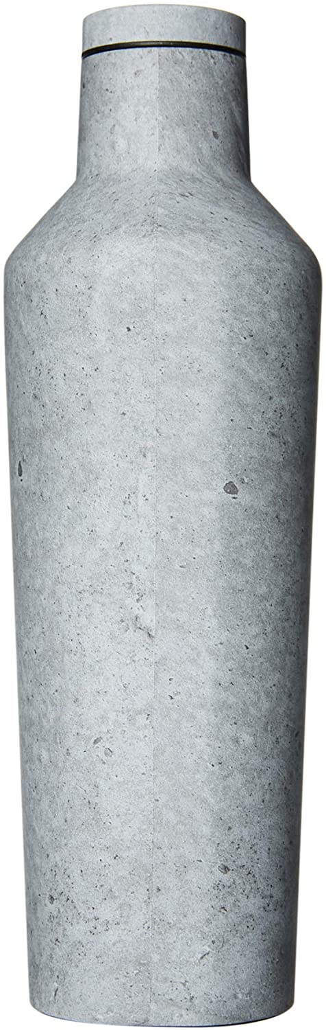Corkcicle Canteen 9oz Concrete