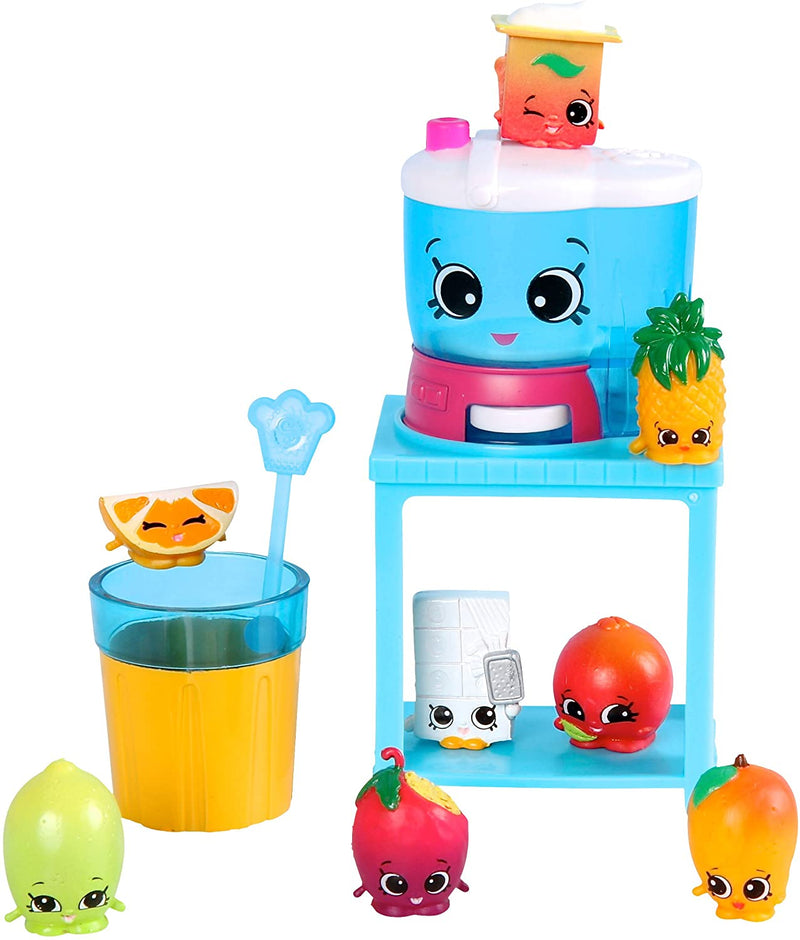 Shopkins Chef Club Deluxe Pack - Juicy Smoothie Collection