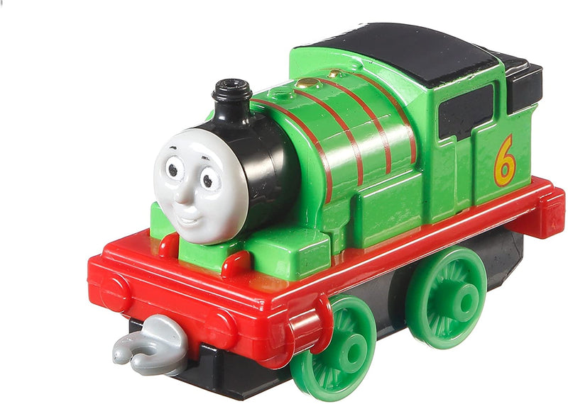 Thomas & Friends Percy, Thomas the Tank Engine Adventures Toy Engine, Diecast Metal toy, Toy Train