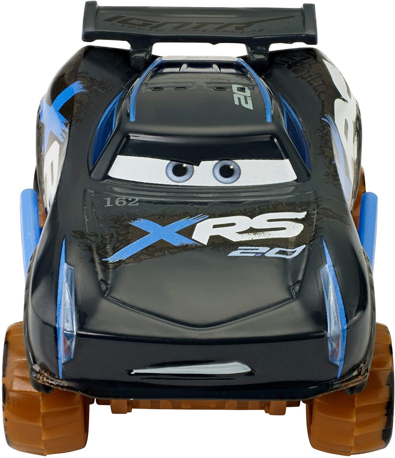 Disney Pixar Cars XRS MUD Racing Jackson Storm,